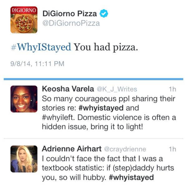 Bad Social Media Marketing Examples: Digiorno Pizza