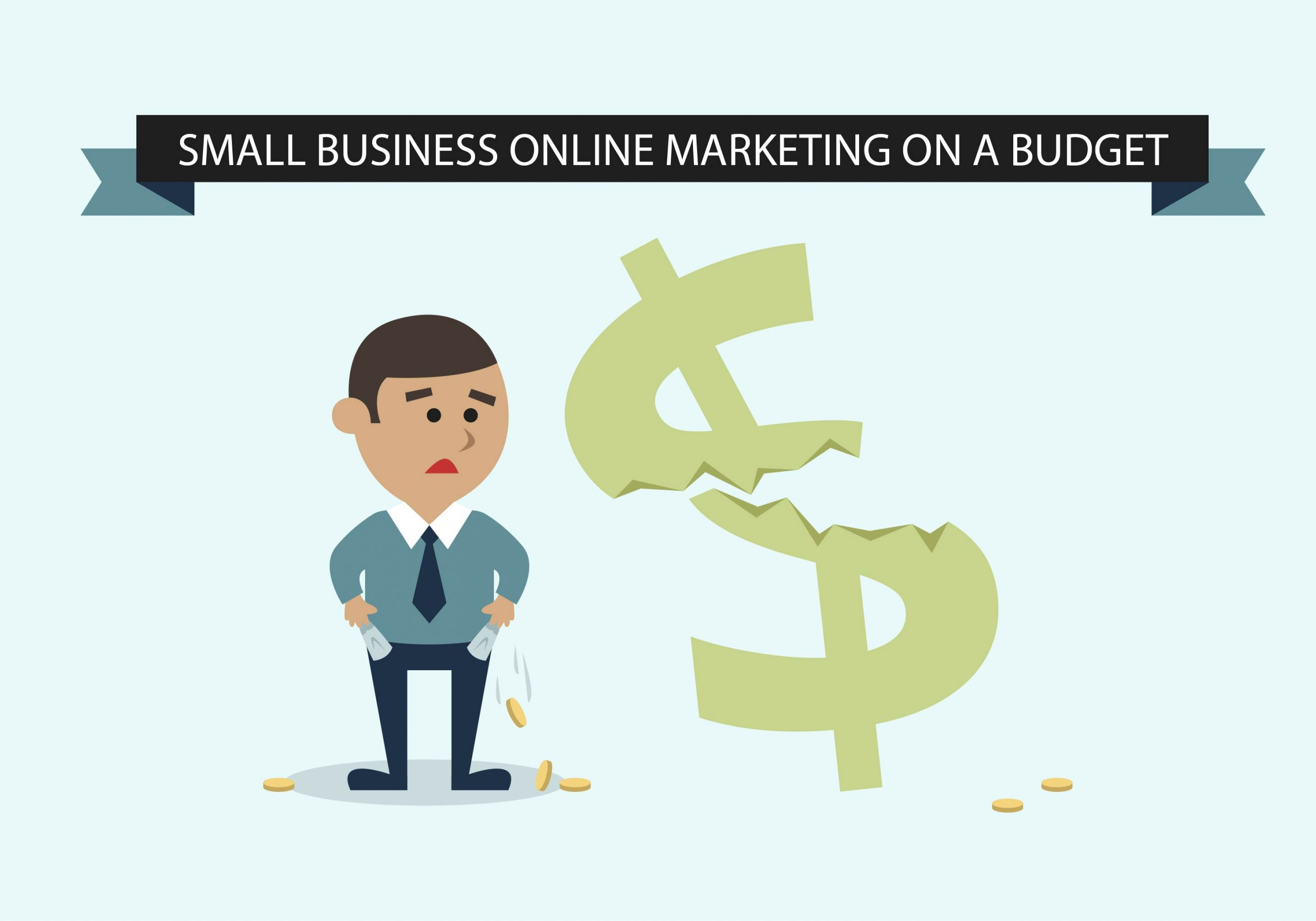Small Business Online Marketing on a Budget