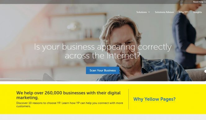 Should My Business Pay to be Listed on Yellow Pages?