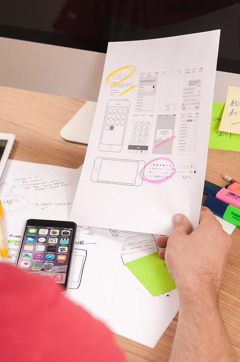 UX Business Website Planning