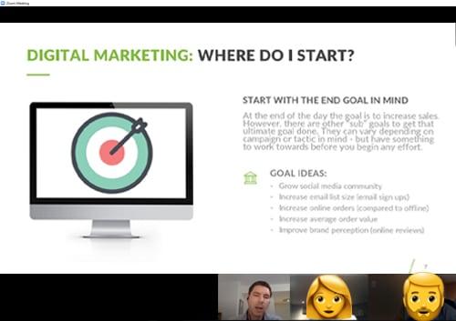 Digital Marketing Speaker: Digital Marketing Training