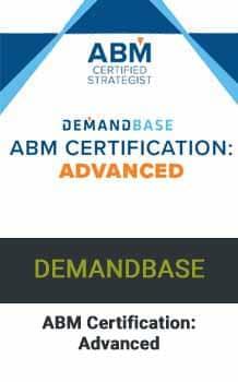 Nem Digital Marketing Strategist ABM Certificate