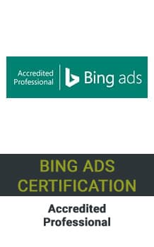 Nem Digital Marketing Strategist Bings Ads Certificate