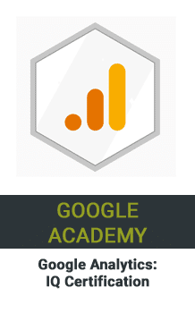 Nem Digital Marketing Strategist Google Analytics Certificate