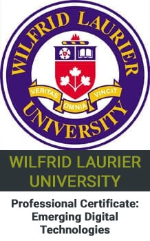 Nem Digital Marketing Strategist WLU Certificate
